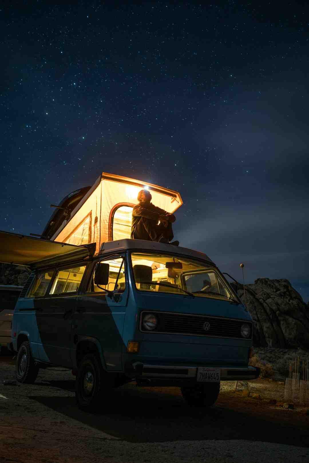 Quel permis pour le camping-car ?